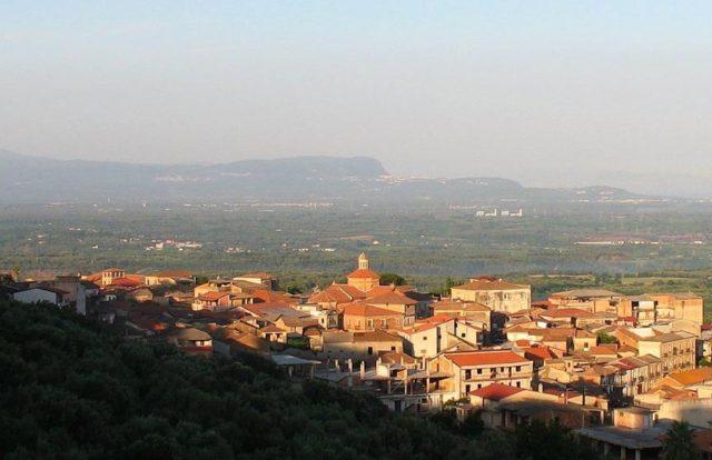 Laureana di Borrello, luoghi calabresi