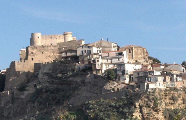 Santa Severina, luoghi calabresi