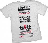 La t-shirt Calabrisi