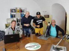 Presentato il progetto Freedom Tour in Calabria. Negli studi di Radio Onda Verde, ospiti di Piero Muscari