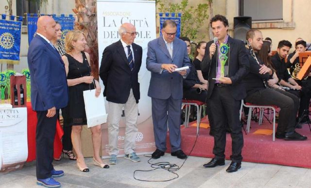 Luigi Ferraro, lo chef calabrese ottiene il premio dalla