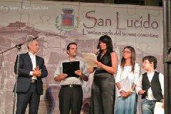Premio Lucival 2014: il premio consegnato a Piero Muscari