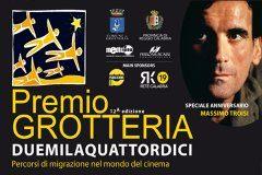 Premio Grotteria, ed. 2014 con Maria Grazia Cucinotta