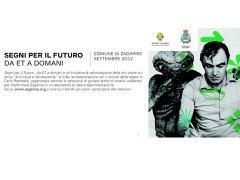 """Concorso """"Segni per il futuro"""" Zagarise - 22 Settembre 2012"""