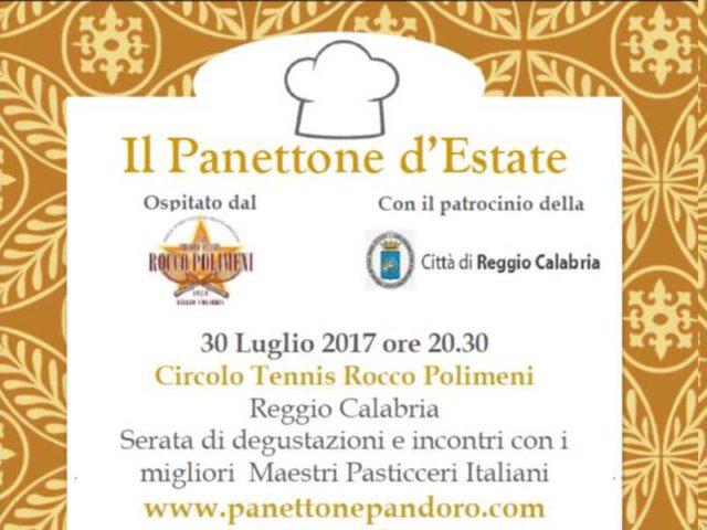 Il Pangoji, panettone al Goji Italiano presente all'evento nazionale