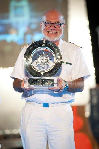 Premio gente di mare al Comandante Vittorio alessandro