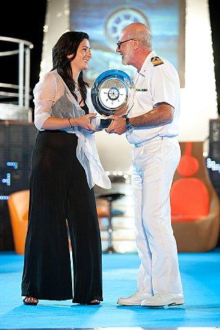 Consegna premio gente di mare da Spadafora
