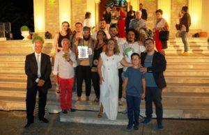FINALE VI EDIZIONE GRAN PREMIO MANENTE- foto di gruppo