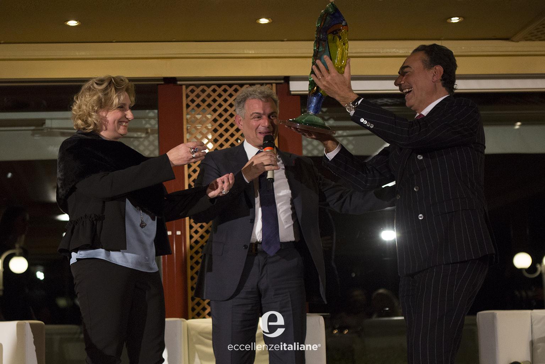 premiazione di Mariarosaria Russo - eccellenze italiane