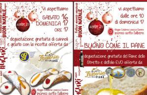 Reggio, weekend di bontà a Piazza Duomo con le degustazioni tipiche dello Stretto. Sinergia tra Fattoria della Piana.