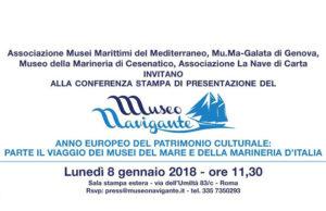 Il Polo Museale della Calabria al Museo Navigante  Eccellenze Calabresi