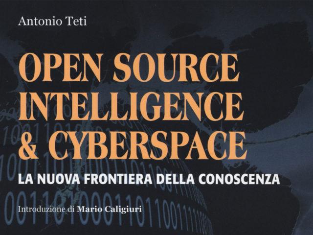 Intelligence, pubblicato libro di Antonio Teti| Eccellenze Calabresi