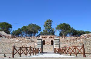 Fortini Pentimele a Reggio Calabria