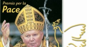Premio Anassilaos per la pace San Giovanni Paolo II