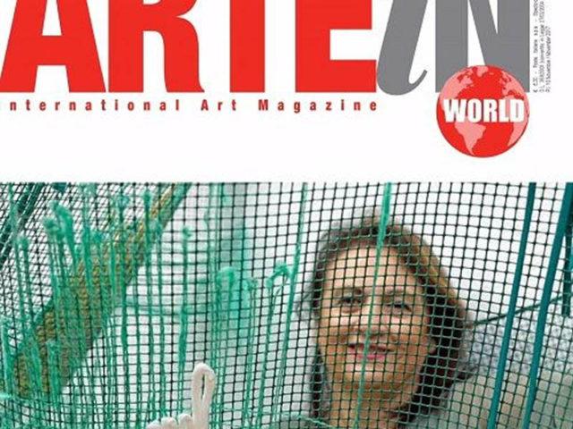 La Catanzarese Rosa Spina conquista la copertina