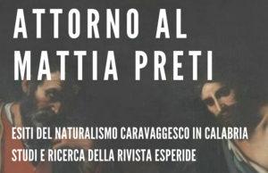 Attorno al Mattia Preti, sabato al Marca di Cz