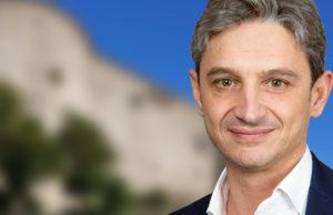 Giuseppe Mangialavori, candidatodi Forza Italia al Senato per la Calabria. Sanità, turismo e politiche sociali tra gli obiettivi.