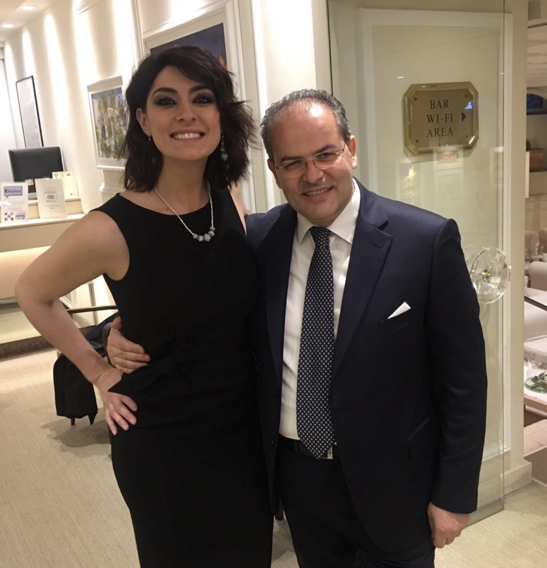 Michele Affidato e Elisa Isoardi - Sanremo 2018