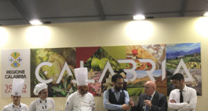 Ricette calabresi protagoniste a Sol&Agrifood 2018