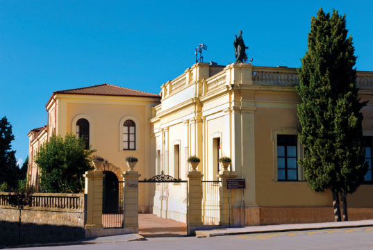 Camera di Commercio di Vibo Valentia- ingresso esterno