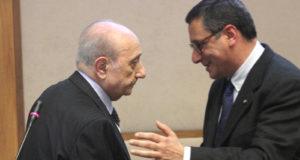 Antonio Marziale, assieme al presidente di Unicef Calabria, hanno siglato a Roma una convenzione per la realizzazione di corsi di formazione