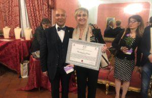 Premio Donne simbolo alla Preside Maria Rosaria Russo