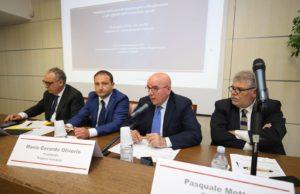 Mario Oliverio è intervenuto al convegno della Camera di Commercio di Crotone