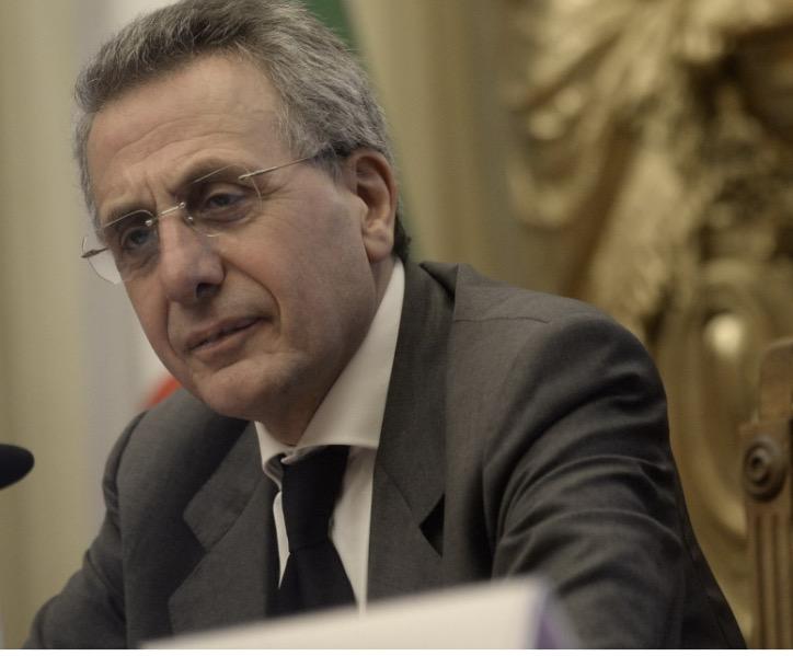 Mario Caligiuri - Direttore del Master in Intelligence del'Università della Calabria