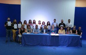 Consegna dei primi diplomi agli studenti del corso serale Ite di Laureana di Borrello, tra crescenti successi e soddisfazioni.