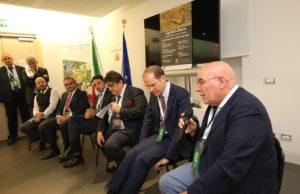 """Oliverio al convegno """"Agri&Cultura: il cibo è storia, la terra è ricchezza"""""""