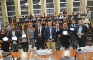 Sei riconoscimenti assegnati per la prima edizione del Premio giornalistico internazionale Terre di Calabria, oggi martedì 4 settembre 2018.