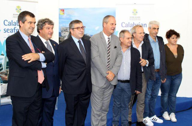 Successo della Regione Calabria alla settima edizione di Blue Sea Land di Mazara del Vallo