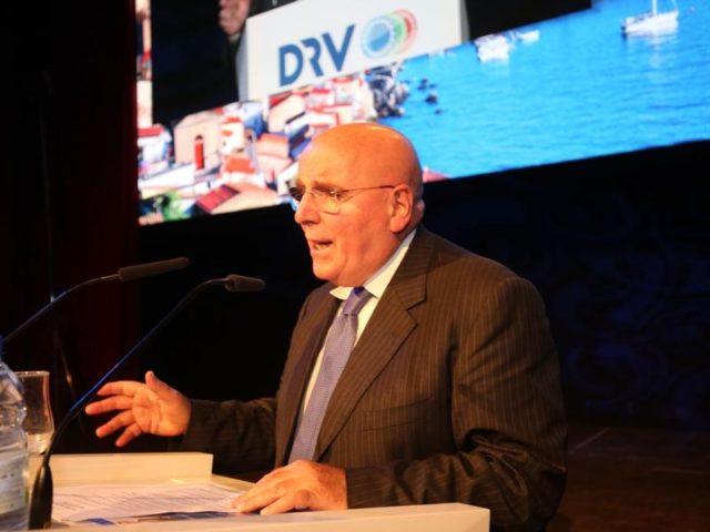 Oliviero al meeting DRV: la Calabria è l'Italia ancora da scoprire