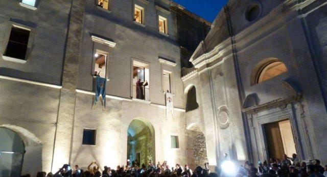 Palazzo Carafa di Roccella Jonica