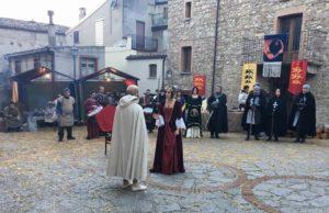 """Conferenza stampa progetto """"Il Medioevo e Gioacchino da Fiore"""" mercoledì 27a San Giovanni in Fiore."""