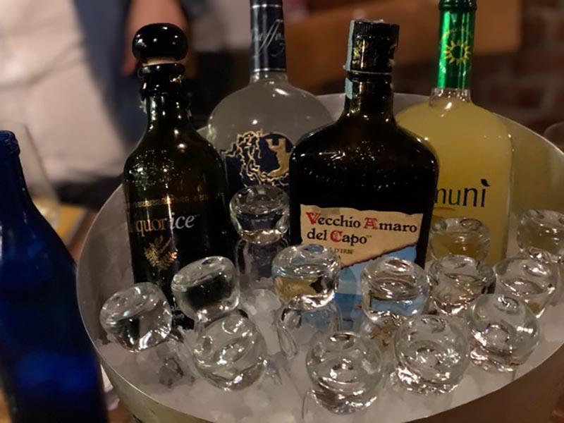 Prodotti Caffo: Liquorice, Vecchio Amaro del Capo