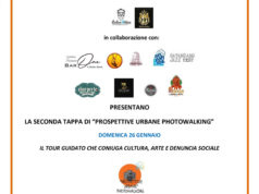 Photowalking Prospettive Urbane torna a Catanzaro il 26 Gennaio