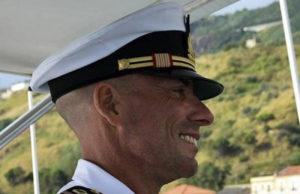 comandante Paolo Fedele, Capitaneria di Vibo