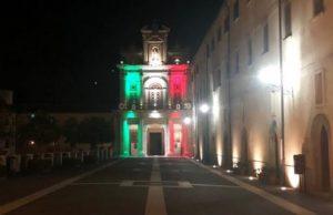 Santuario San Francesco di Paola veste il Tricolore | Eccellenze Calabresi